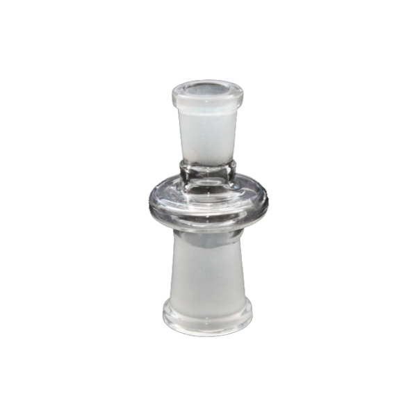 Straight Glass on Glass Adapter