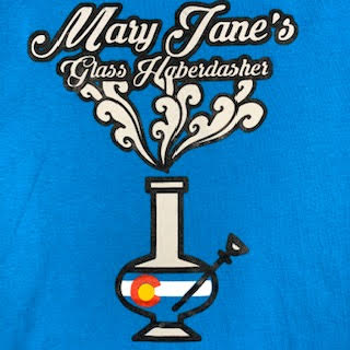 Mary Janes Colorado Bong