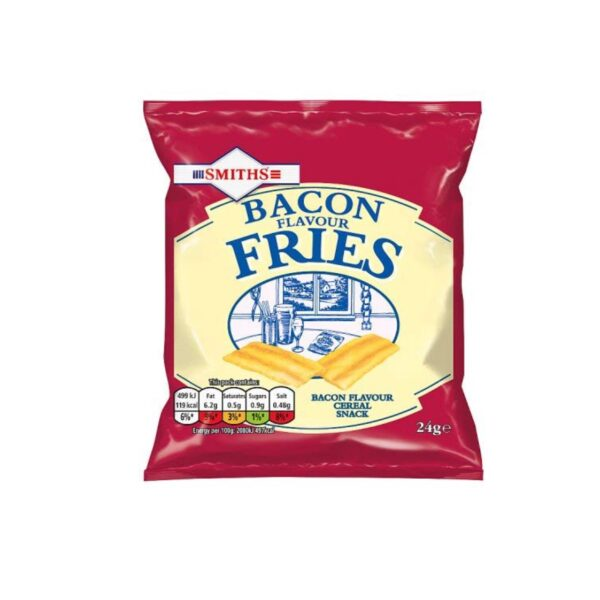U.K Smiths Bacon Fries