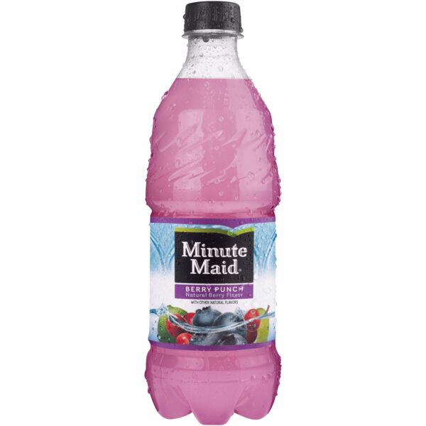 Minute maid – Berry Punch