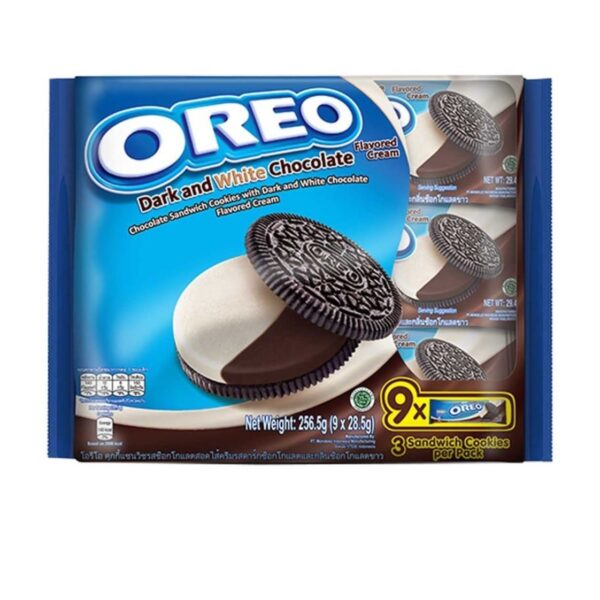 Oreo – Dark and White Chocolate