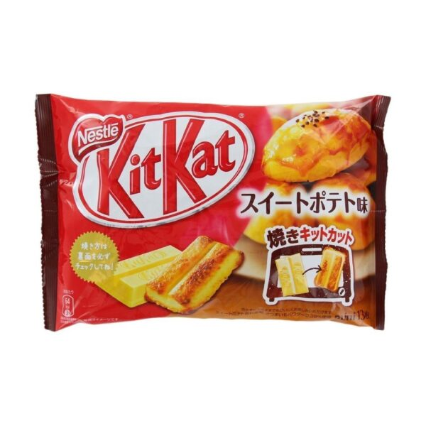 Japan Kit Kat – Autumn Sweet Potato