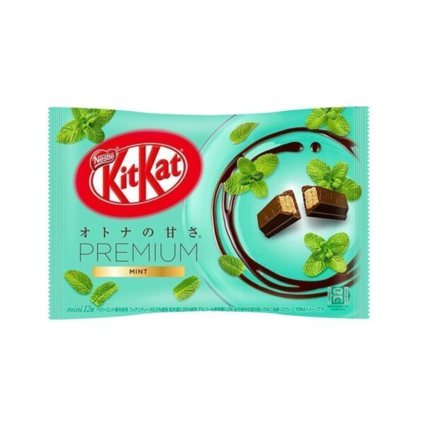 Japan Kit Kat – Premium Mint