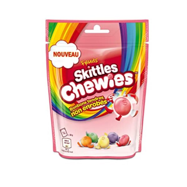 Skittles Chewies – No Shell – Family Size
