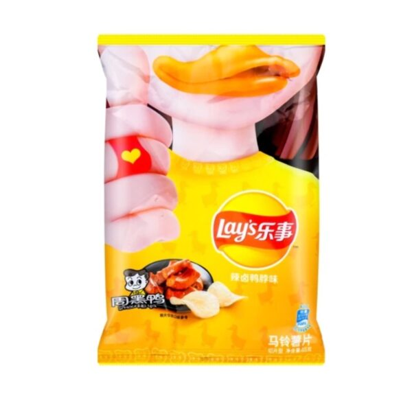 Lay's China – Spicy Duck Neck