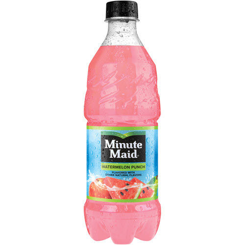 Minute maid – Watermelon Punch