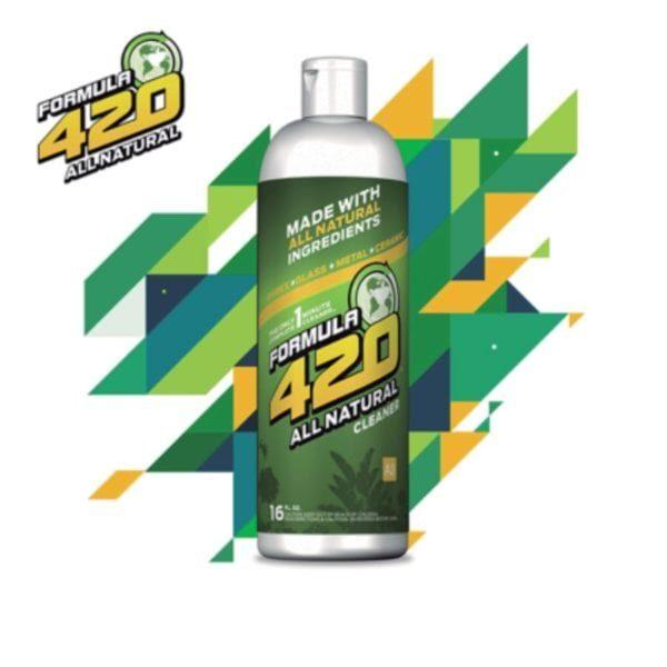 Formula 420 – All Natural