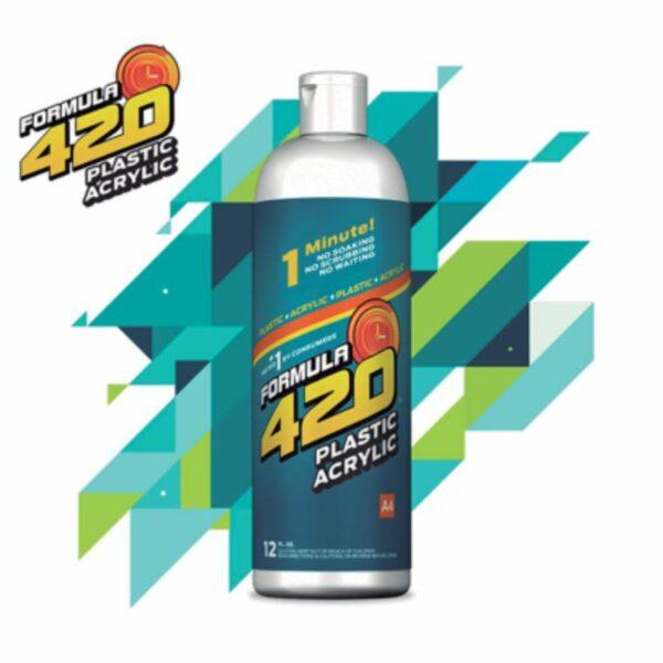 Formula 420 – Plastics